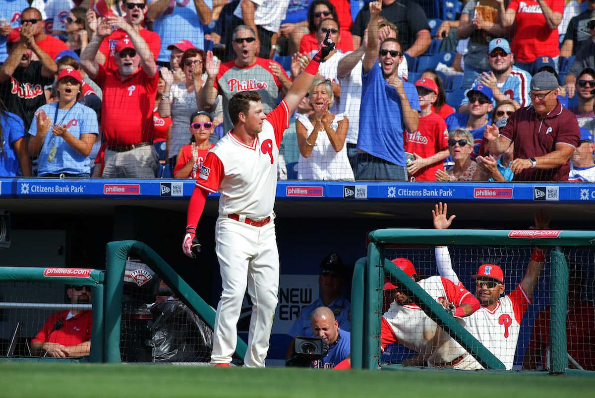 Starting 9 episode 6 featuring rhys hoskins barstool sports chicago cubs v philadelphia phillies malvernweather Gallery