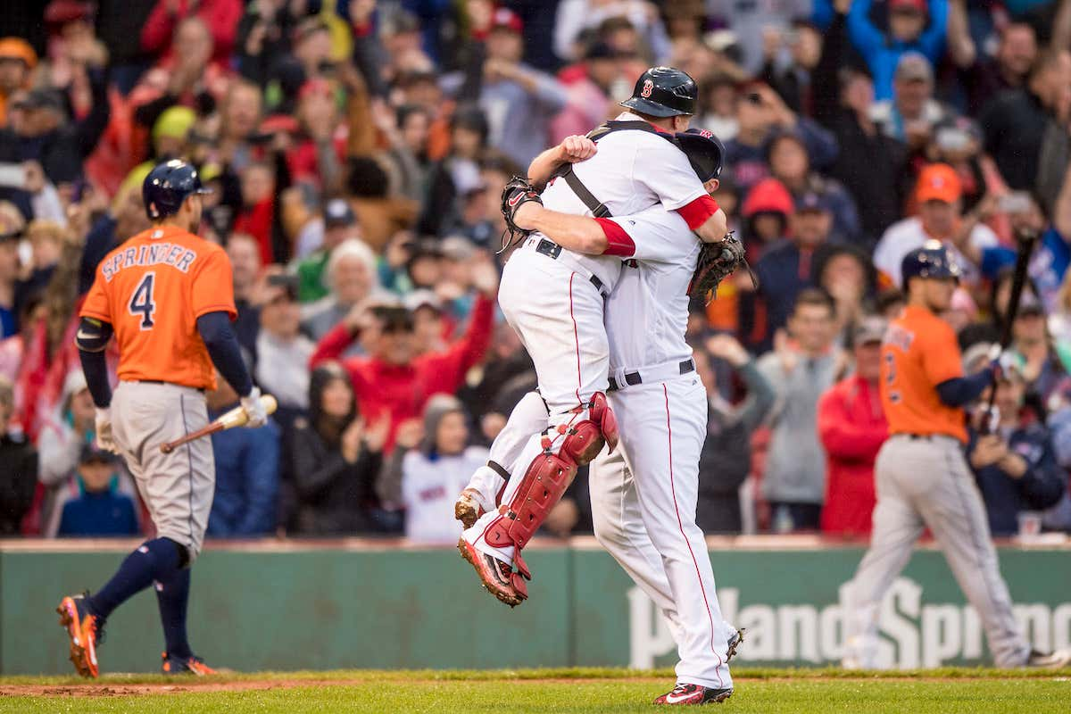 The red sox have won back to back al east division titles for the houston astros v boston red sox malvernweather Gallery