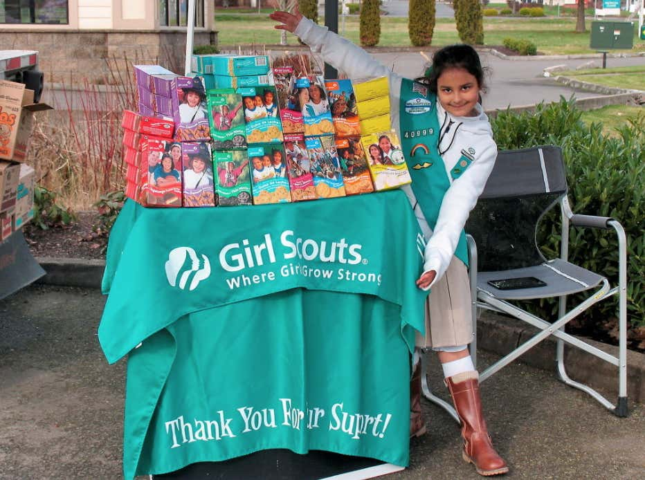 Girl Scouts Change Their Rules And Make It Okay To Sell -6313