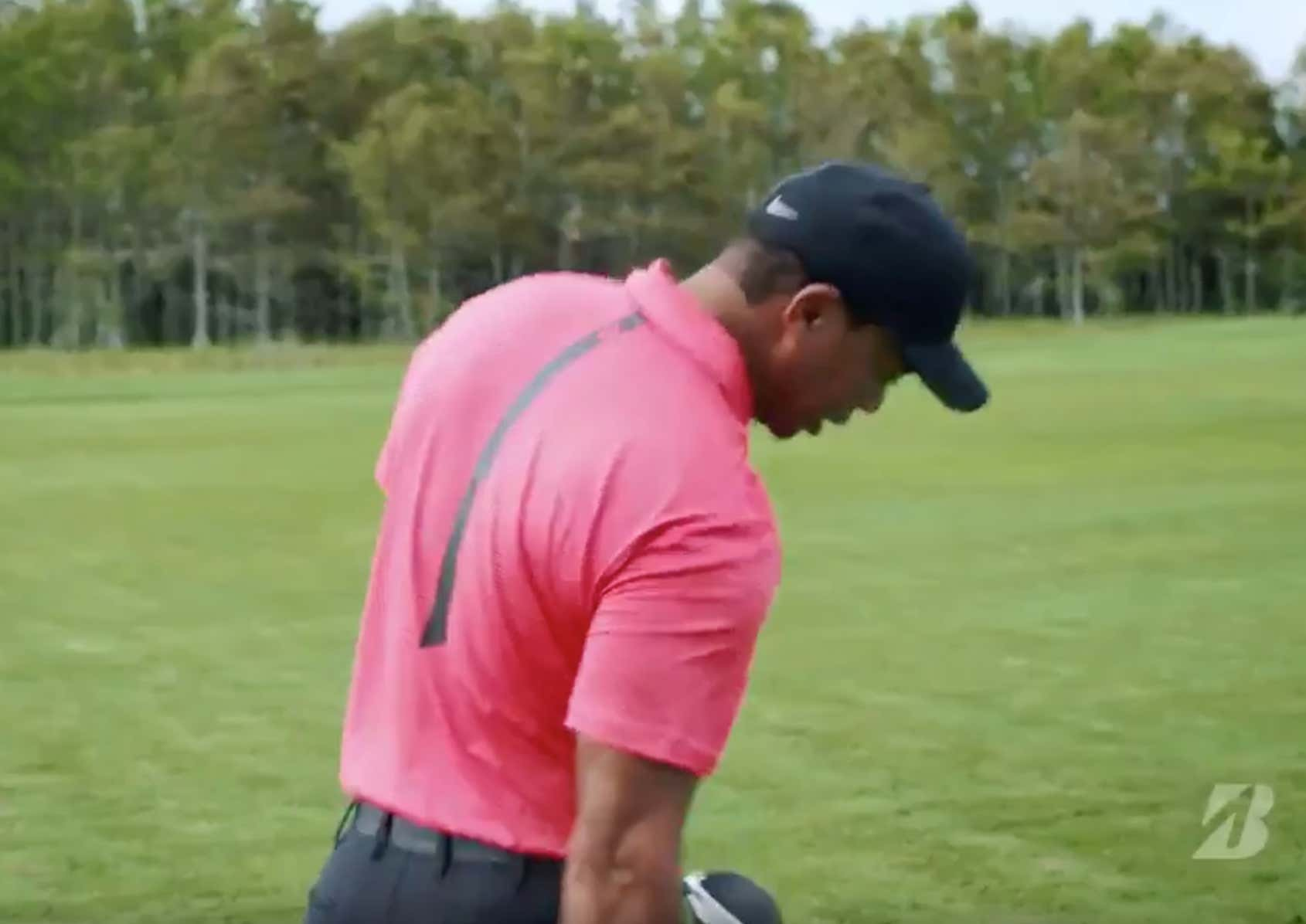 This New FIRE Commercial Leaves No Doubt That Tiger Woods Is ...