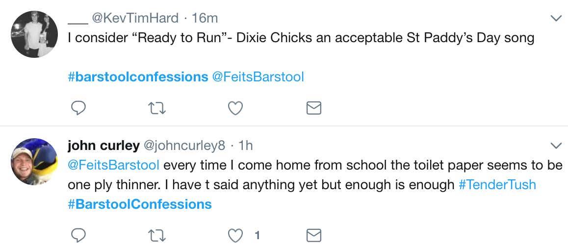BarstoolConfessions - Barstool Sports