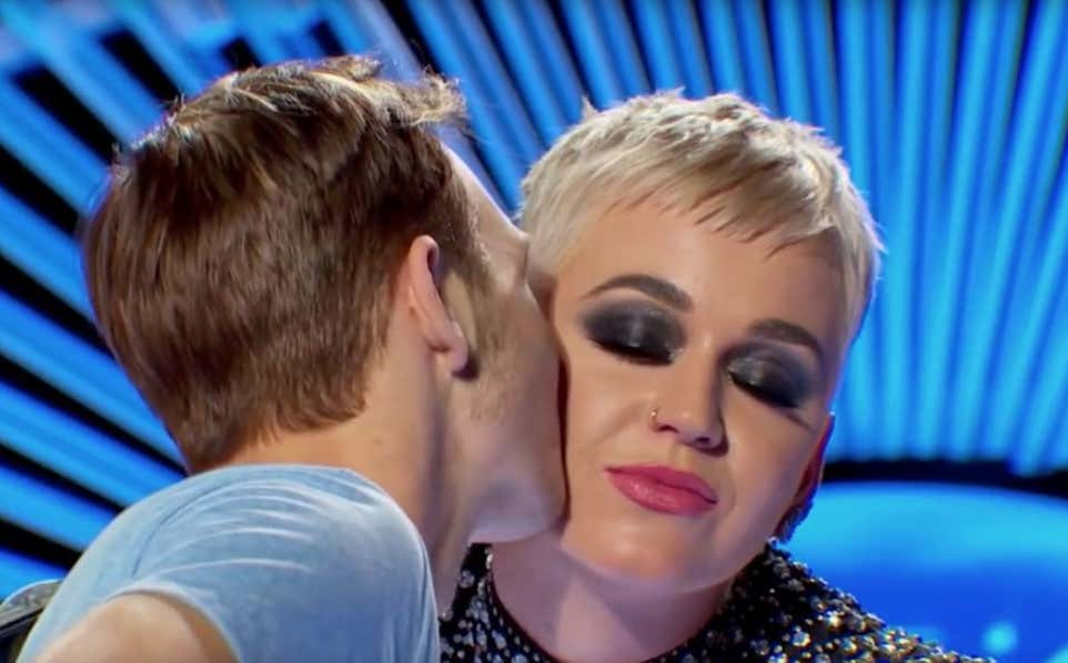 Deviant katy perry stole a kiss without consent from a nice screen shot 2018 03 14 at 12312 pm voltagebd Image collections