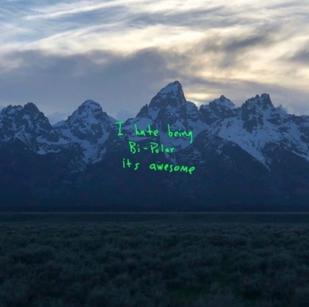 The new kanye album is awesome barstool sports screen shot 2018 06 04 at 102306 am malvernweather Images