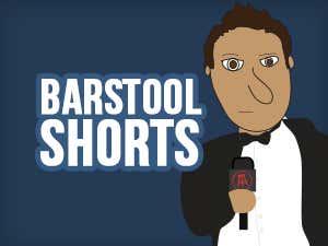 Barstool Shorts