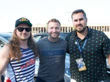 PMT DirectTV Training Camp Tour - Video Of Interview With LA Rams HC Sean McVay Jared Goff