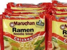 Georgia (I'm Assuming College Students) Steal $100,000 Worth Of Ramen Noodles Which I Think Is Like 1 Million Packets