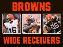 It's True, The Browns Have Had A Few Fun Wide Receivers Since 1999