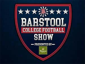 Barstool College Football Show presented by Panera