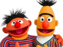 As Reported By John Feitelberg, Bert And Ernie Are Indeed Gay And Sesame Street Is Trying To Shove Them Back In The Closet