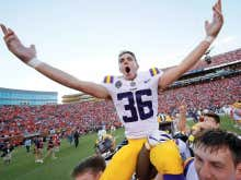 LSU Fans Keep Donating To Assumption College To Thank Them For Kicker Cole Tracy