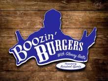 Boozin' Burgers - Fine & Rare