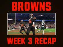 Browns Recap: Week 3 - Hello Baker, Hello Victory