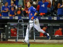 Mets Shut Down 27-Year-Old Wilmer Flores For The Season Due To A Case Of *Checks Report Again*