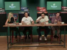 Tomorrow At 10 AM - The Barstool College Football Show Presented By Panera: Week 4