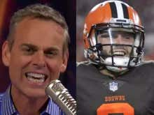 I Hope The Colin Cowherd And Baker Mayfield Rivalry Never Ends