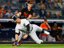 The Yankees Should Have Cruised To An Easy Win Tonight, But Obviously The Orioles Treated It Like a World Series Game