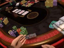 PokerStars VR Is The Future Of Casino Gambling And It Looks Incredible And We'll Never Leave Our Couches To Gamble Ever Again