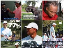 Ian Poulter Whining That Europeans Aren't Getting Enough Coverage On The PGA Tour's Instagram Page Gives Me Life