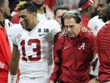 Vegas Sportsbook Opens Alabama As 10+ Point Favorite Over UGA, OSU, Oklahoma, And Clemson In Look Ahead National Title Lines