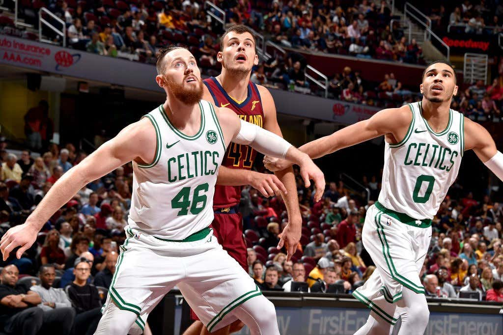 GettyImages 1046784228 1024x682 the celtics preseason is over and it was not great! barstool