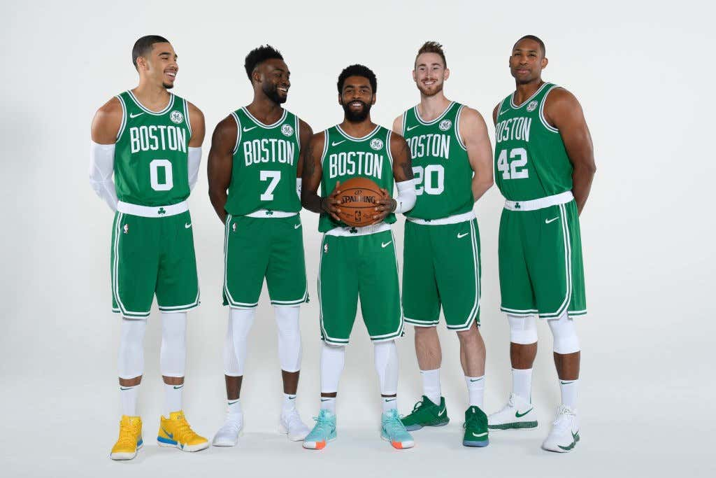 GettyImages 1040126396 1024x683 18 things i am excited for with the 2018 19 boston celtics season