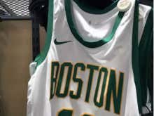 Oh My God The Leaked Celtics City Jersey Is Beautiful