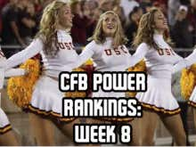 The Internet's Most Hated College Football Power Rankings: Week 8