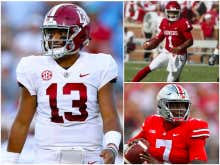 And the Heisman Trophy Race Has Been Narrowed Down to the Final Three Contenders