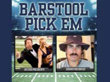 Barstool Pick Em Week 8 - The Return Of Rico Bosco