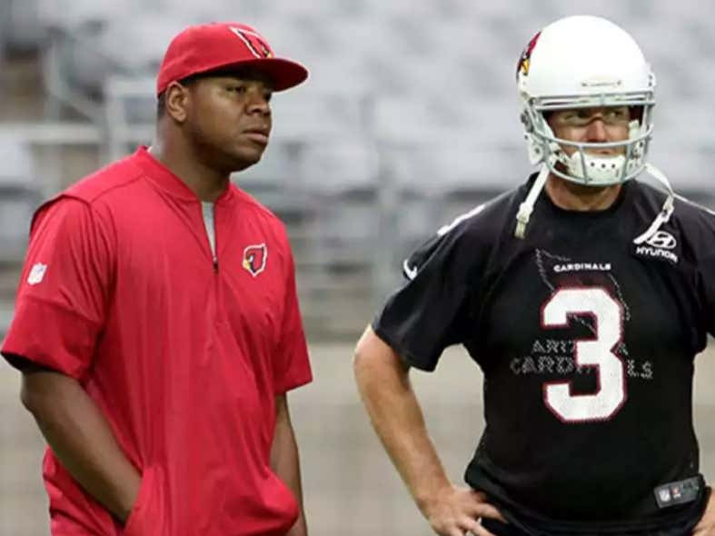 Byron Leftwich Being The Cardinals New OC Makes Me Feel So Incredibly Old