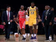 Last Night In The NBA: The NBA Was Drunk Last Night