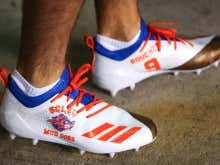 If You Don't Like Adam Thielen's Cleats Then Something Is Wrong With Your Medulla Oblongata