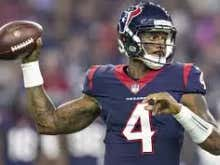 I'd Rather Deal With The Effects Of A Bruised Lung Than Take A 12 Hour Bus Ride Like The Texans Forced Deshaun Watson To Do
