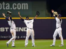 The Milwaukee Brewers Season Comes To An End, One Game Shy Of The World Series