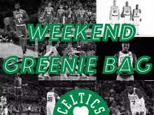The Weekend Greenie Bag: Just How Good Can Jayson Tatum Be?