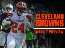 All Eyes On Nick Chubb, Baker Mayfield As Browns Look To Bounce Back
