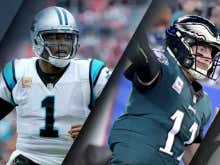 Eagles Vs Panthers -5 Is The Easiest Bet Of All-Time Live Blog