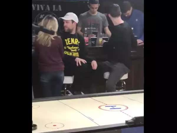 Let's Check In On How Barstool Nate Spends His Day \